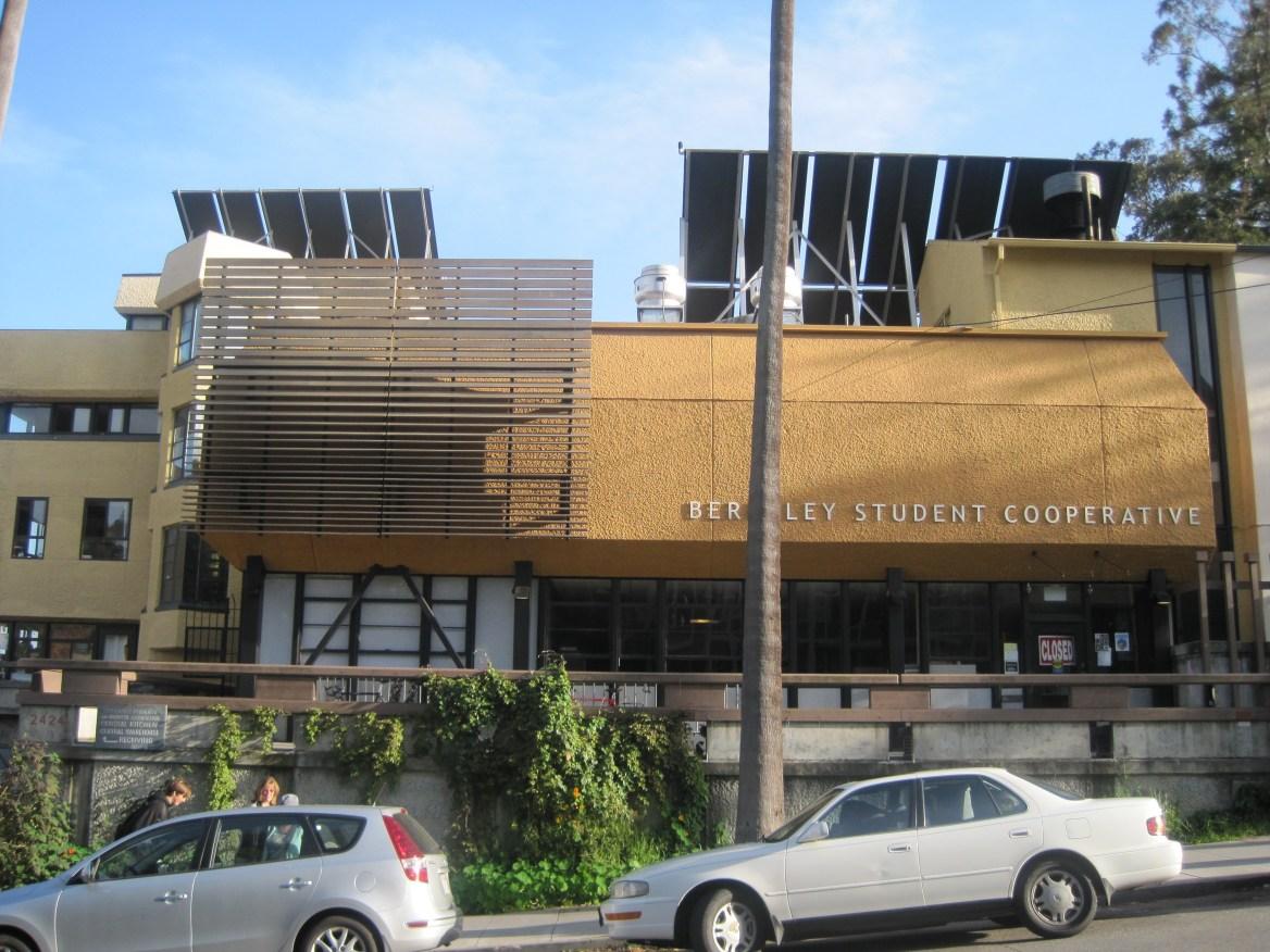 Berkeley Student Housing Co-op